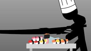 Sushi-Off (Imitator Collab)