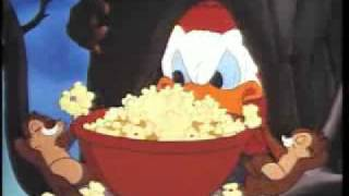 Donald Duck   Corn Chips VF HQ