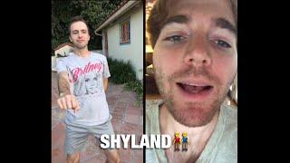 SHANE DAWSON SNAPCHAT STORY with RYLAND