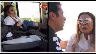 هاني هز الجبل - الحلقة الثامنة | رزان مغربي - Hani Haz Elgabal - Razan Moghrabi