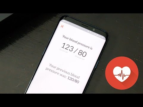 Xxx Mp4 How To Check Your Blood Pressure On The Samsung Galaxy S9 3gp Sex
