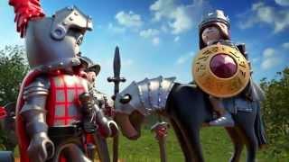 PLAYMOBIL Knights - der Film (Deutsch)