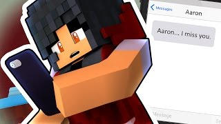 Aaron... I miss you | MyStreet Lover's Lane [S3 Ep.25 Minecraft Roleplay]