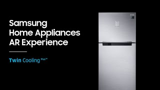 Samsung Home Appliances AR: Samsung Twin Cooling Plus™ with 5 conversion modes