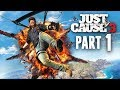 Download Video Download Just Cause 3 Walkthrough Gameplay Part 1 - Intro - Campaign Mission 1 (PS4 Xbox One) 3GP MP4 FLV