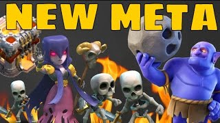 Clash Of Clans | NEW STRONGEST TH11 GROUND ATTACK STRATEGY = B(WITCHED?)