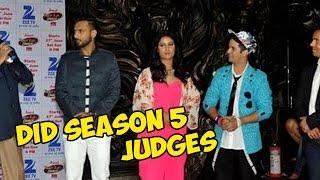 Meet 3 JUDGES Of Dance India Dance (DID) Season 5