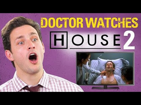 Doctor Reacts to HOUSE M.D 2. Three Stories Medical Drama Review