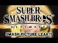 POSSIBLE PICTURE LEAK!? - Super Smash Bros. Ultimate Leak Analysis!