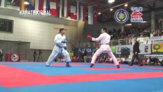 渡邊大輔vs西村拳  WKF PL Salzburg -75kg FINAL  WATANABE DAISUKE (JPN) vs NISHIMURA KEN (JPN)