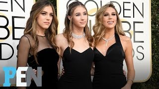 The Stallone Sisters Talk Being