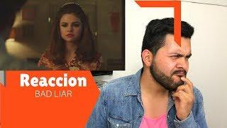 Bad Liar - Selena Gomez (Reaccion en Español)