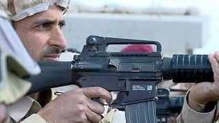 گزارش اختصاصی یورونیوز از نبرد نیروهای ارتش و پیشمرگه علیه داعش در عراق