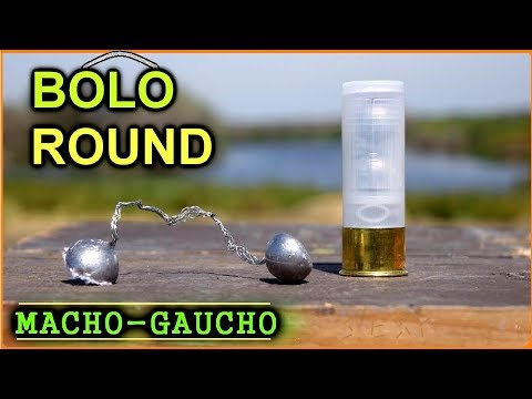 Bolo Shotgun Rounds Too EVIL to be LEGAL