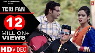 ✓ Teri Fan | New Haryanvi DJ Song 2017 | Vijay Varma, Richa Hooda, Raju Punjabi, Sheenam Katholic