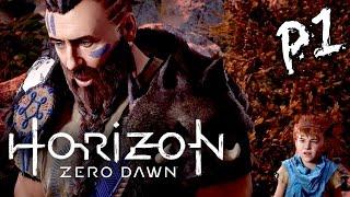 Horizon: Zero Dawn《地平線:期待黎明》Part 1 - 從小學起 [PS4 Pro]