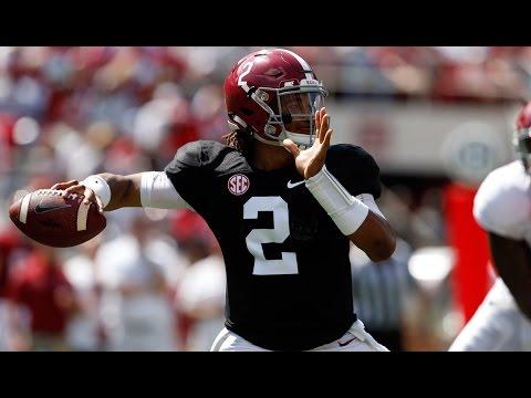 Alabama Spring Game 2017 Highlights HD