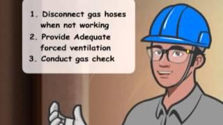 Shipyard Safety Animation (Bengali)