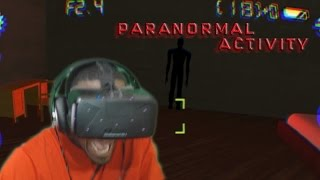 PARANORMAL | Oculus Rift DK2 Horror Game