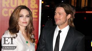 Angelina Jolie Breaks Silence On Divorce From Brad Pitt