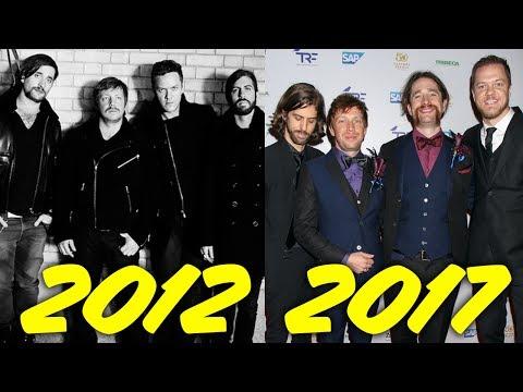 The Evolution of Imagine Dragons (2012-2017)