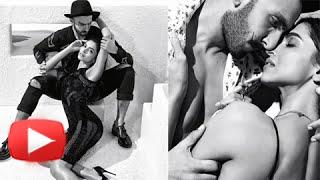 Download Ranveer Singh & Deepika Padukone's STEAMY Hot Photoshoot | Hot Or Not 3Gp Mp4