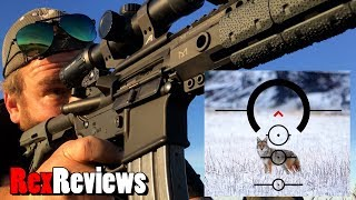 ULTIMATE VARMINT SCOPE: Primary Arms 1-6x24 ACSS PREDATOR Full Review ~ Rex Reviews