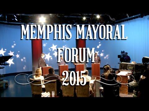 Memphis Mayoral Forum 2015
