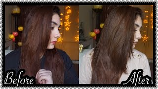 How To Dye your Hair at Home || How to Cover Grey Hair with Blonde Hair Colour || Nishoo Khan