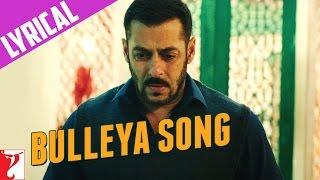 Lyrical: Bulleya Song with Lyrics | Sultan | Salman Khan | Anushka Sharma | Irshad Kamil