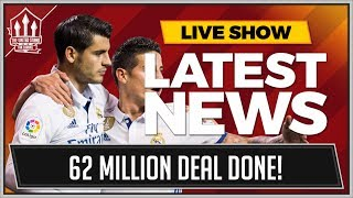 MORATA To MAN UTD DONE In 62 Million Deal? TRANSFER LATEST