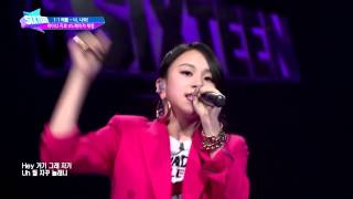 [SIXTEEN] Chaeyoung _ Honey (JYP) [Episode 4 Performance] [Live] [HD]