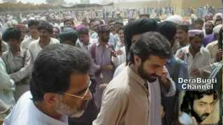 Nawab Brahumdagh Bugti (HD Images)