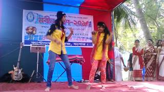 Beautiful Jessore Girls Dancing