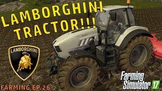 NEW TRACTOR AND POTATO GEAR | Farming Simulator 2017