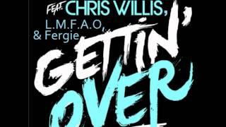 David Guetta: Gettin' Over Full Remix Feat. Chris Willis, L.M.F.A.O & Fergie