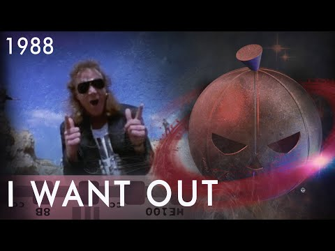 Helloween - I Want Out (1988)