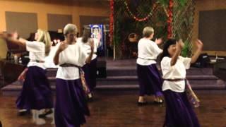 Beth Yeshua Las Vegas Dance Team -