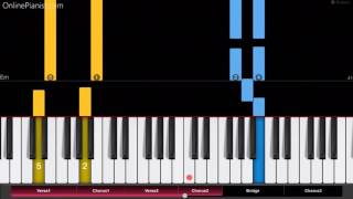 Rachel Platten - Fight Song - EASY Piano Tutorial - How to play Fight Song on piano