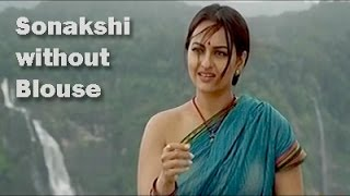 sonakshi sinha without blouse - HD