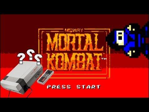 Mini Análise Mortal Kombat III do NINTENDINHO HACK