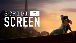 Anton Ego Tastes Ratatouille | Script to Screen by Disney•Pixar
