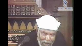 09- تفسير سورة  الأنبياء- الآية ( 79 -- 87 ) -  الشعراوي