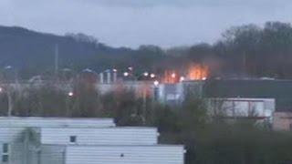 LIVE Bilder - Zugriff in Dammartin und Paris fast gleichzeitig: Attentäter sind tot