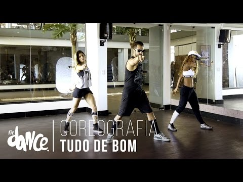Tudo de Bom MC Livinho Coreografia FitDance 4k