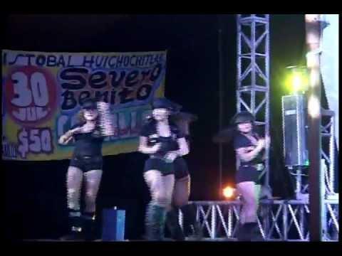 WINNERS SHOW BALLET BAILE DE FERIA 2011 SAN CRISTOBAL HUICHOCHITLAN TOLUCA ESTADO DE MEXICO