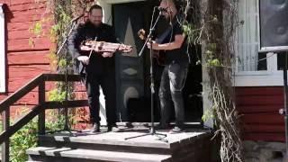 Doppolska efter Storis - Storis & Limpan Band @ Hembygdsgården i Heby - 16-06-06 -