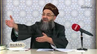 2 Aralık 2017 Tarihli Bursa Sohbeti - Cübbeli Ahmet Hocaefendi Lâlegül TV