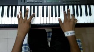 Anirudh Ravichander's - Senjitaley ( Remo) Cover keyboard