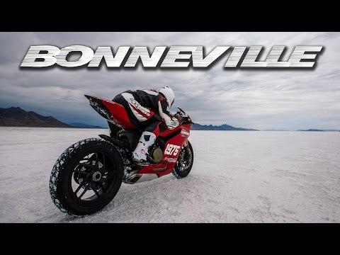 Bonneville Salt Flats 1199 Ducati Panigale MotoGeo Adventure